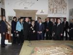 Prezydent Armenii w Muzeum Zamojskim 26.06.2013r.